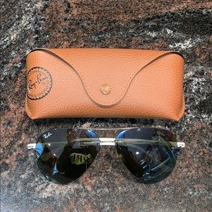 Authentic Ray Ban 8058 Sunglasses NWOT